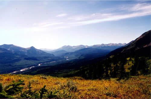 Top of Mount Stearn